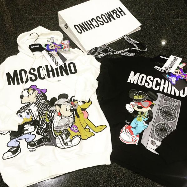 MOSCHINO [tv] H&M EXCLUSIVE PRE-SHOPPING EVENT