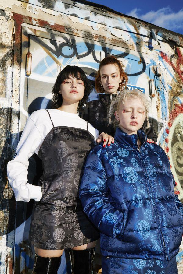 「XLARGE」「X-girl」が「OPENING CEREMONY(オープニング セレモニー)」とコラボ