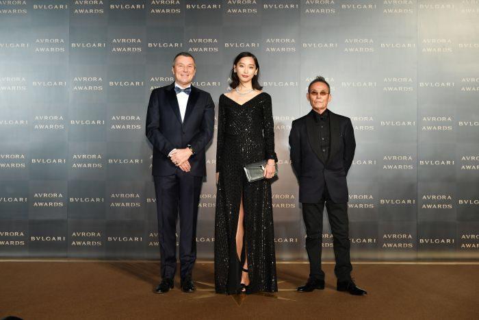 「BVLGARI AVRORA AWARDS 2018 / ブルガリ アウローラ アワード」、授賞式とゴールデンカーペットセレモニーを開催