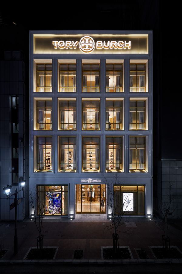 「TORY BURCH(トリー バーチ)」、新たな旗艦店を東京・銀座にオープン