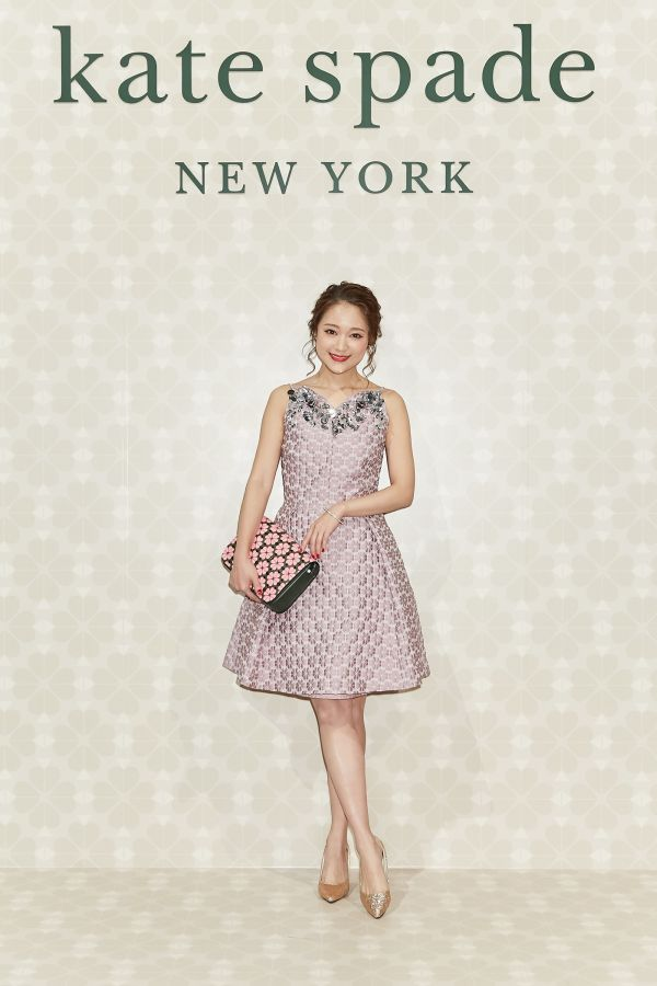 「kate spade NEW YORK(ケイト・スペード ニューヨーク)」、東京でプレゼンテーション
