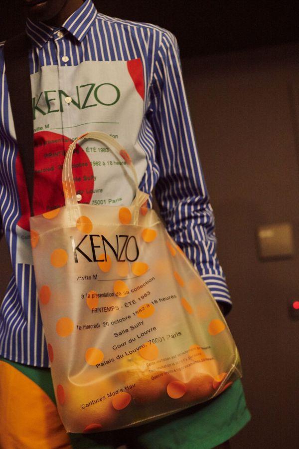 「KENZO(ケンゾー)」、東京・表参道に新ストアをオープン