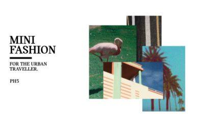 ザ・ウールマーク・カンパニー、MINIとのコラボコレクションを展示