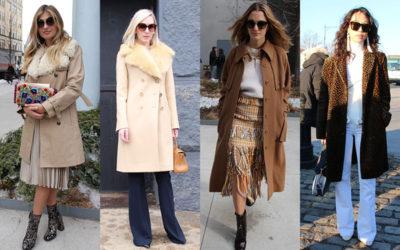 暖かさ&すっきりを両立! 冬コートのスタイリング術