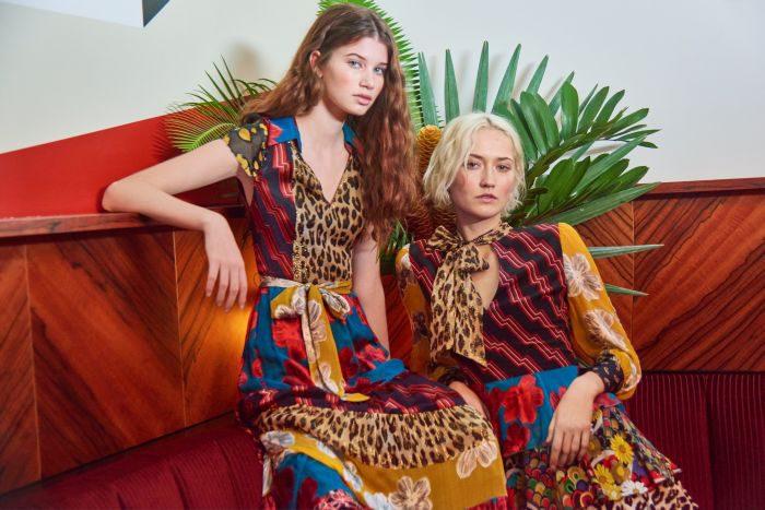 「alice + olivia(アリス アンド オリビア)」、2019年プレスプリングコレクションを発表