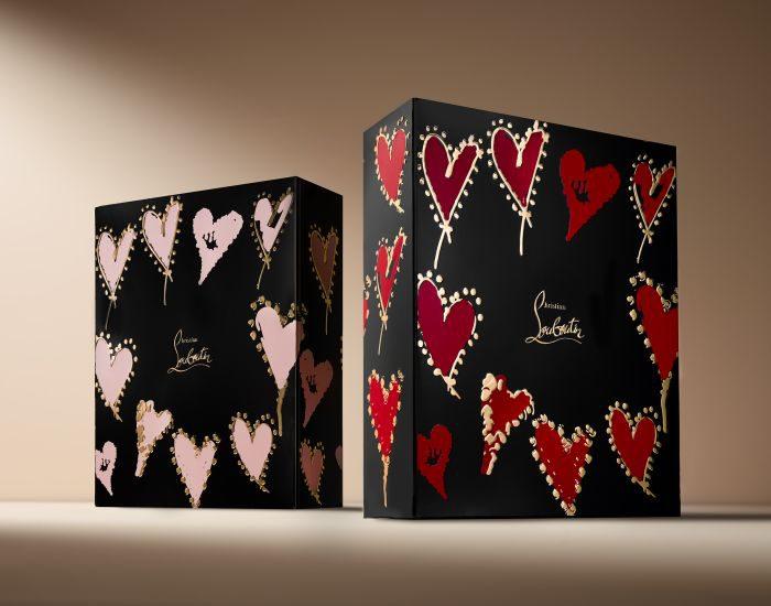 「Christian Louboutin(クリスチャン ルブタン)」、バレンタイン向けに2種類の限定コフレを発売