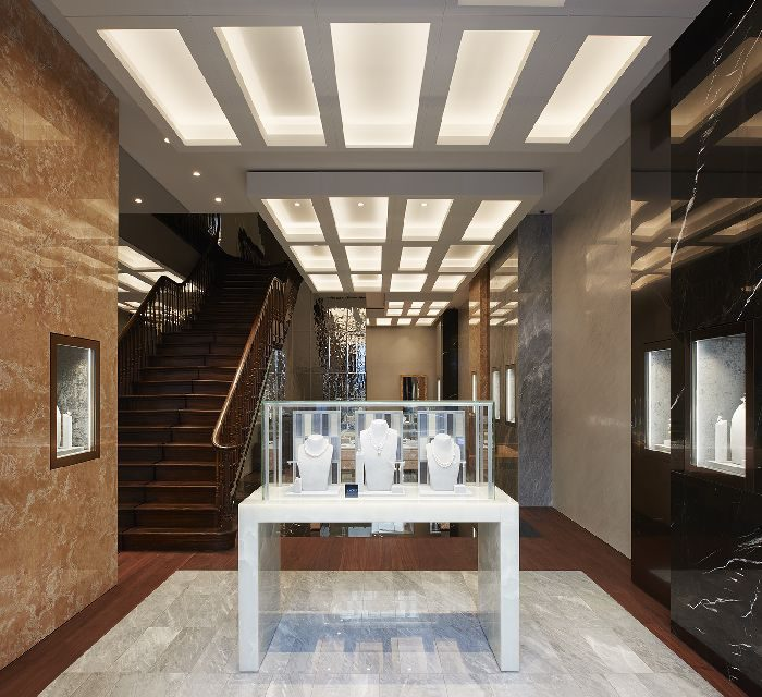 TASAKI、ロンドンに欧州初の旗艦店をオープン