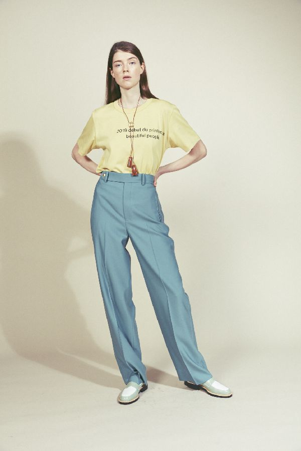 「beautiful people(ビューティフルピープル)」、こだわりの新作パンツを発売 細部にメンズディテール