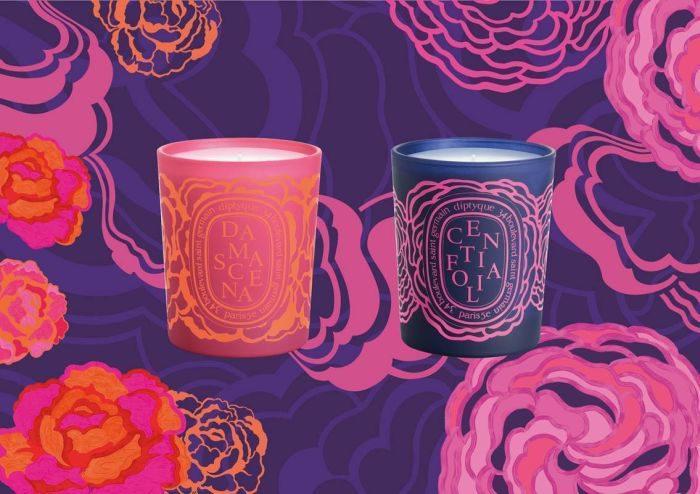 「diptyque(ディプティック)」、バラの香りのコレクションをバレンタイン向けに発売