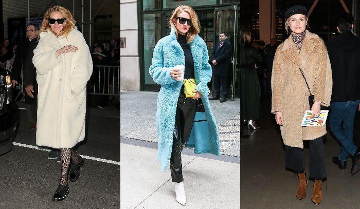 「細見えの秘訣」を世界のおしゃれプロは知っていた!真冬の救世主「ふわもこコート」の着こなし
