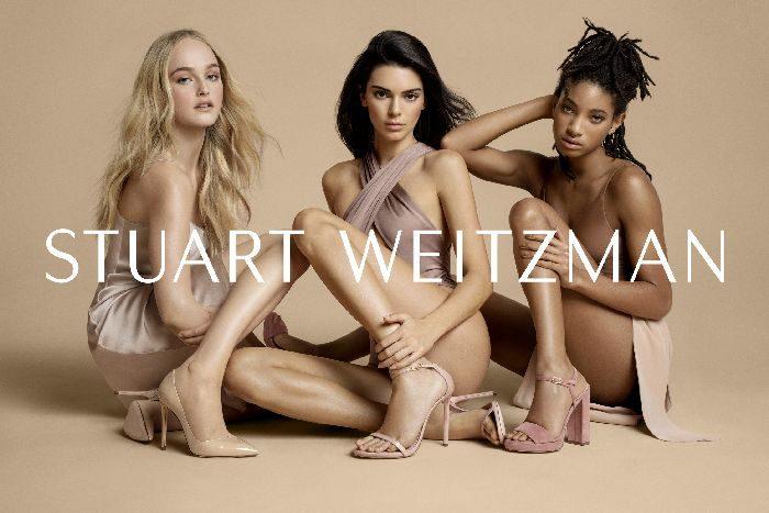 「STUART WEITZMAN(スチュアート・ワイツマン)」、スプリングキャンペーンのビジュアルを公開