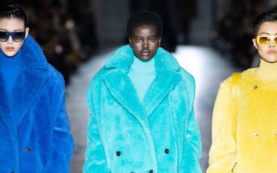 「MAX MARA(マックスマーラ)」2019-20年秋冬ミラノコレクション モデルの森星さんや女優エリザベス・デビッキが来場