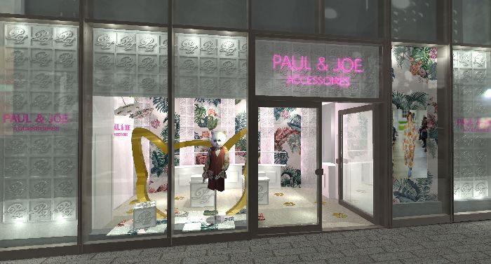 「PAUL & JOE SISTER」のアクセサリーラインがブランド名を変更 「PAUL & JOE ACCESSOIRES(ポール & ジョー アクセソワ)」ポップアップストアがオープン