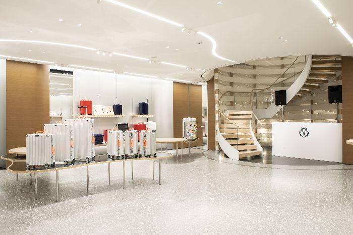 国内初のフラッグシップストア「RIMOWA(リモワ) Store 銀座7丁目」で、グランドオープニングイベントを開催
