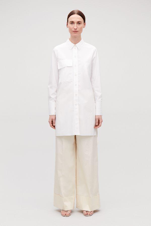 「COS(コス)」、シャツのカプセルコレクション「WHITE SHIRT PROJECT」を発売