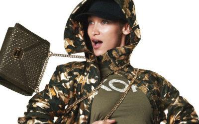 気分はジェットセッター マイケル マイケル・コース、スプリング2019の広告ビジュアルにモデルのベラ・ハディッドを起用