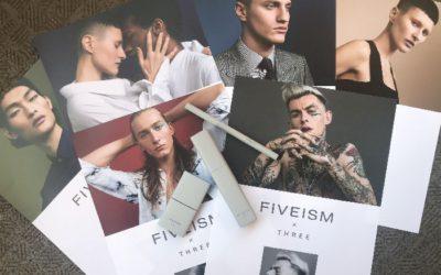 「FIVEISM × THREE(ファイブイズム バイ スリー)」新作コレクション