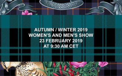 Salvatore Ferragamo(サルヴァトーレ フェラガモ)2019-20年秋冬ミラノコレクション・ランウェイショー ライブストリーミング