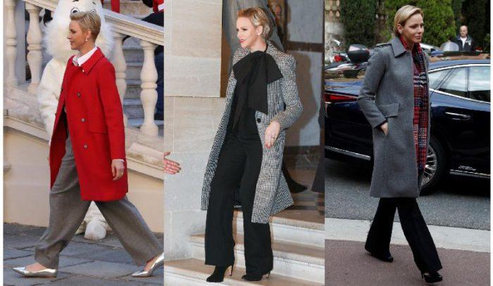 シャルレーヌ公妃のお気に入りは「エレガンス薫るジェンダーレスな装い」だった!世界中が注目する着こなし4選