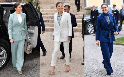 「ハンサム美人」になれる!ヴィクトリア王女流「パンツスーツの着こなし」テクニック