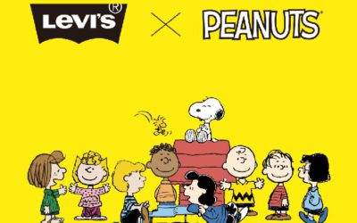 「Levi's®(リーバイス®)× Peanuts®(ピーナッツ®)」のコラボ第2弾が発売