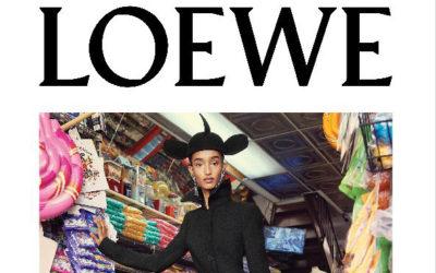 「LOEWE(ロエベ)」、2019-20年秋冬ウィメンズコレクションの広告キャンペーンを発表