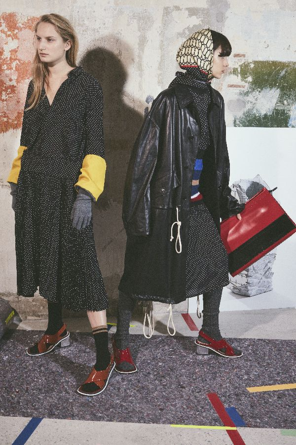 「Plan C(プラン C)」2019-20年秋冬ミラノコレクション