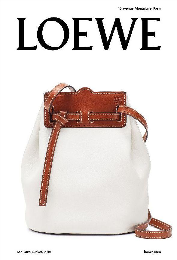 「LOEWE(ロエベ)」、2019-20年秋冬・ウィメンズコレクションの広告キャンペーンを発表