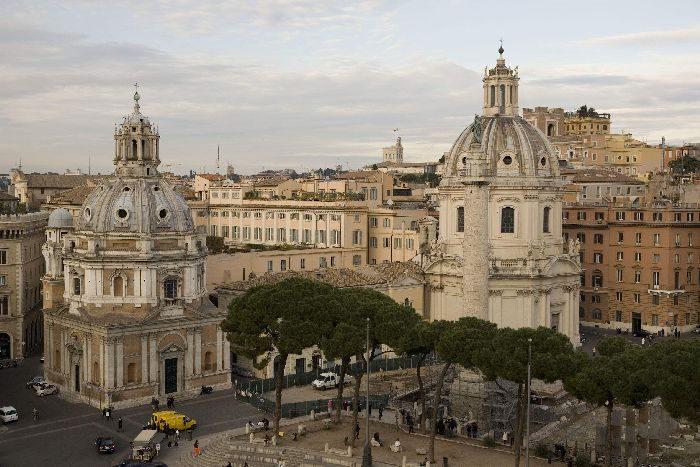 イタリア・ローマに行ってきます