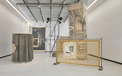 「アルカンターラ®×ローマ21世紀芸術国立美術館」のコラボレーション・リポート