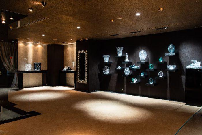 「LALIQUE(ラリック)銀座本店」がリニューアル・グランドオープン 新コンセプトを導入