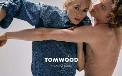 「TOMWOOD(トムウッド)」、2019年春夏デニムコレクションのイメージルックはノルウェー国立バレエ団のダンサーを起用