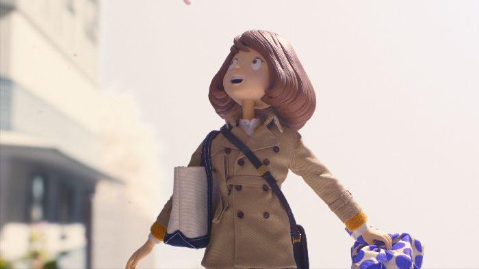 「beautiful people(ビューティフルピープル)」、NETFLIXアニメ『リラックマとカオルさん』にデザイン提供