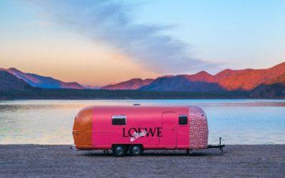 「LOEWE(ロエベ)」、全国7カ所を巡る巡回型ポップアップストアを開催
