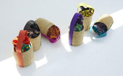 「MYLAN(マイラン)」、新プロジェクト「MYLAN THE EARTH」をスタート フェアトレードの別注かごバッグを発売