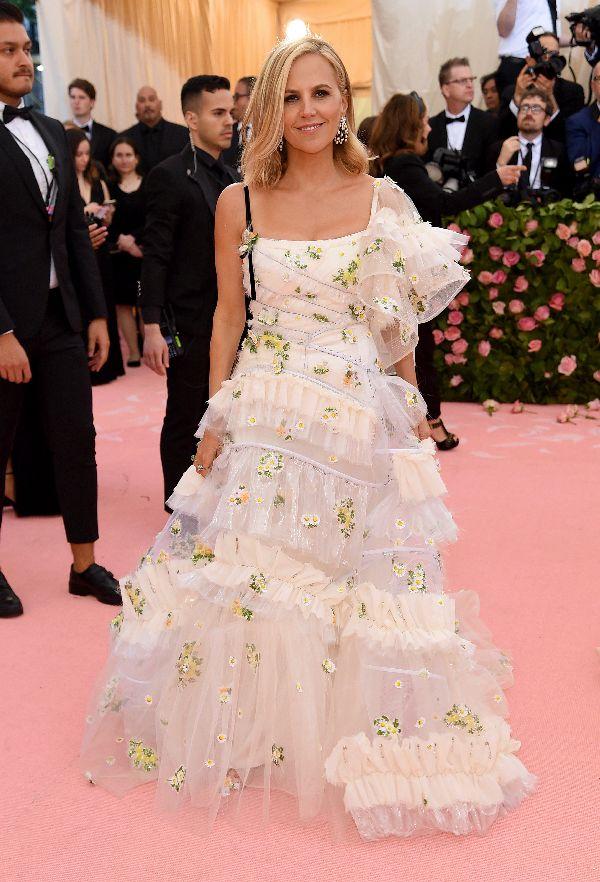 森星、ケリー・ワシントン、エラ・バリンズカが「Met Gala(メット・ガラ) 2019」に「TORY BURCH(トリー バーチ)」のドレスで参加