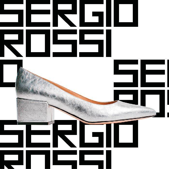 「Sergio Rossi(セルジオ ロッシ)」、パンプスの新コレクション「SERGIO」を発表