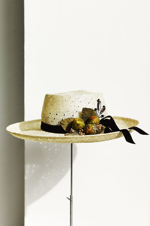 「M」と「coeur femme」がコラボ 1点物の帽子を販売 イベントも開催