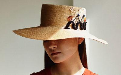 「M(エム)」と「coeur femme(クール ファム)」がコラボ 1点物の帽子を販売