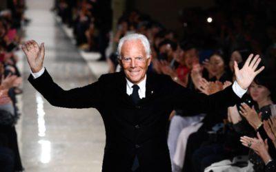 「ジョルジオ アルマーニ」史上初のクルーズコレクションのファッションショー、東京国立博物館 表慶館で開催 豪華セレブが集結