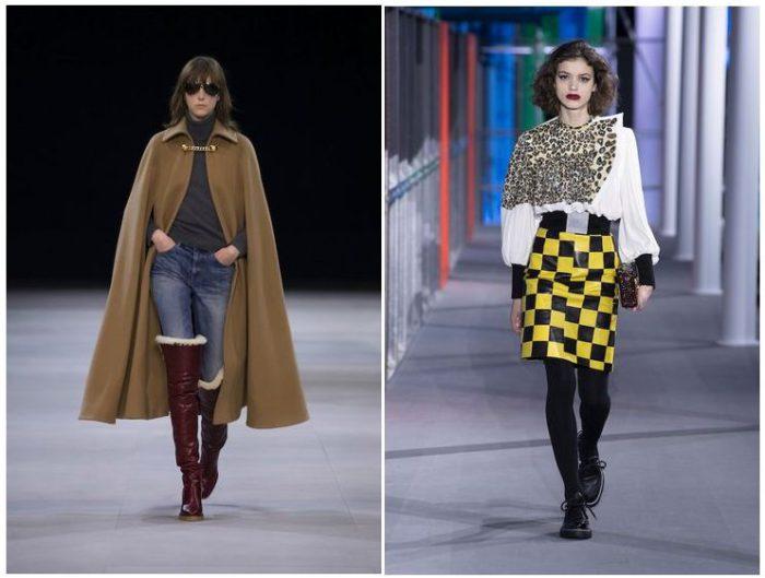 「2019-20年秋冬パリ&ミラノコレクション」のトレンド傾向