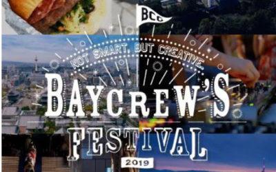ベイクルーズ、野外イベント「BAYCREW`S FES」を開催 名古屋、京都、仙台、福岡で