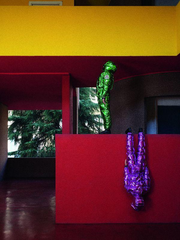 「8 モンクレール パーム・エンジェルス」発売 「モンクレール ジーニアス」2019-20年秋冬シーズンの第1弾S_MONCLER GENIUS ONE HOUSE DIFFERENT VOICES (2)