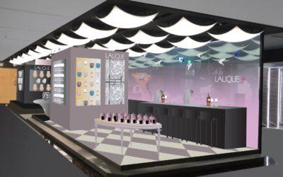 「LALIQUE(ラリック)」、西武池袋本店でポップアップイベントを開催