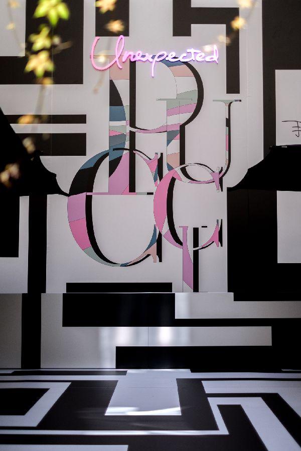 "「EMILIO PUCCI(エミリオ・プッチ)」、ブランドブック""Unexpected Pucci""を発表"