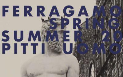 Salvatore Ferragamo(サルヴァトーレ フェラガモ)2020年春夏メンズコレクション・ランウェイショー ライブストリーミング