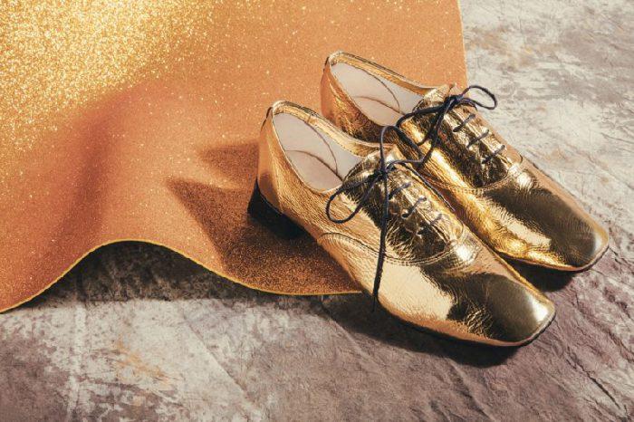 「Repetto(レペット)」、新コレクションを発売 メタリックゴールドのヒールがアイキャッチー