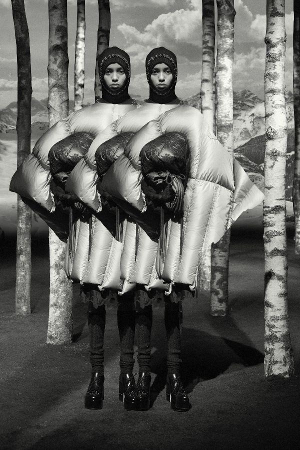 シモーン・ロシャ流のアウトドア 「モンクレール ジーニアス」から【4 モンクレール シモーン・ロシャ】発売