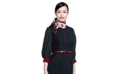 JALグループが新制服を発表 「EZUMi(エズミ)」の江角泰俊氏が担当