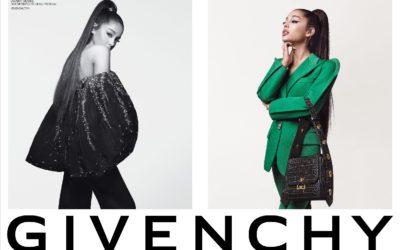 歌手のアリアナ・グランデを起用 「GIVENCHY(ジバンシィ)」、2019-20秋冬の広告キャンペーンを公開